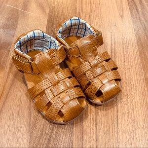 Carters Baby Sandals Sz 3